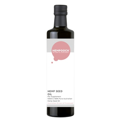 Hempooch™ Hemp Seed Oil Liquid 500ml