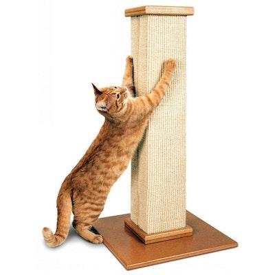 SmartCat Ultimate Cat Scratching Post 32 Inch - 2 Colours