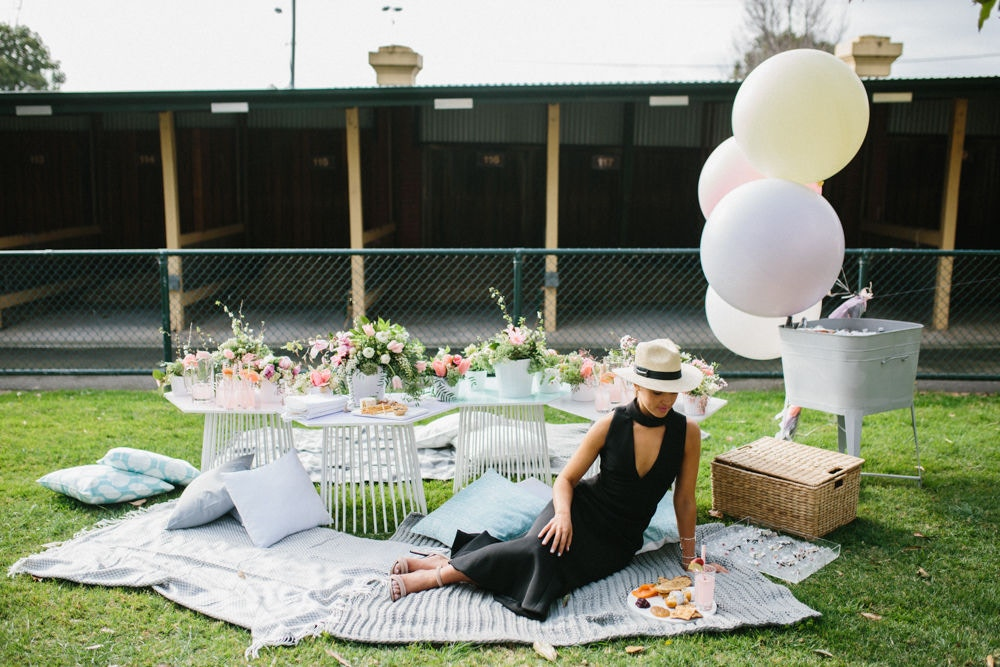 IT'S ON: CAULFIELD RACING CARNIVAL