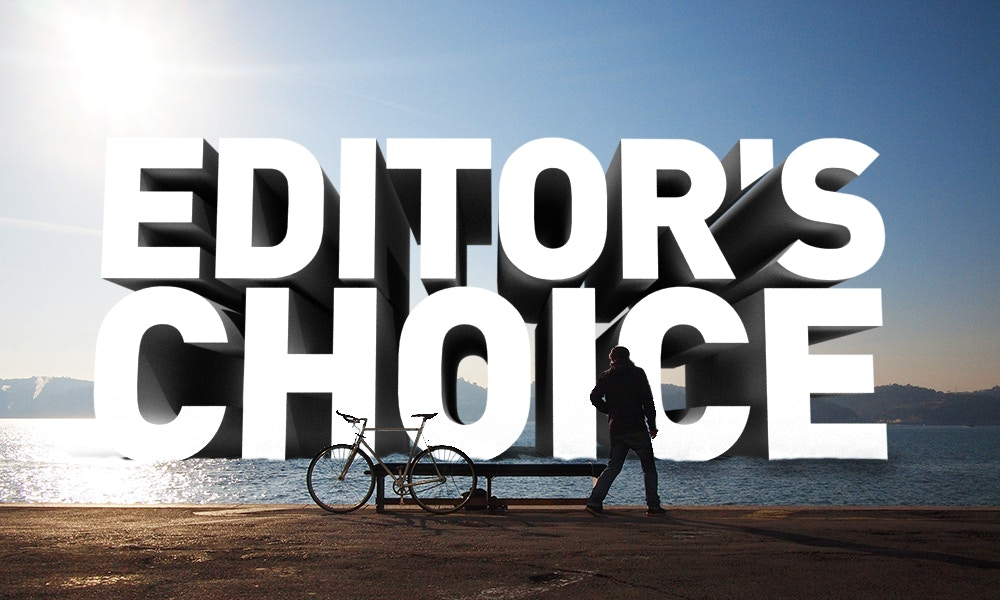 Editor's Choice - October