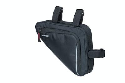 Basil Sport Design Triangle Bag 1.7L Black