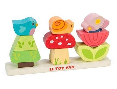 Le Toy Van - Petilou - My Stacking Garden