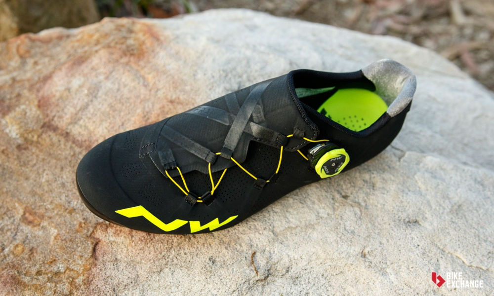 fullpage Northwave Extreme RR road shoe first impression 5