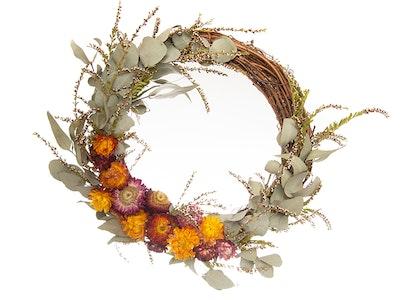 Bambole Designs Paper Daisy Wreath 2021