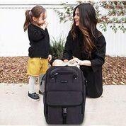 LaTASCHE Urban  Backpack - Charcoal