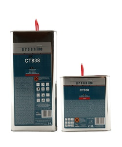Troton CT838 MS Clear Coat 2:1 7.5Lt Kit with Hardener