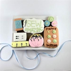 Sew Amazing Cookie Set