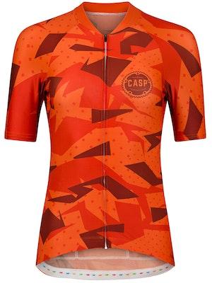 Capo Cycling Apparel Ladies Fuego Jersey