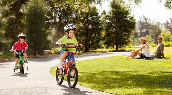 Getting Your Little Person Ready to Ride