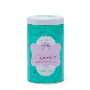 CapaciTea - Raspberry Leaf Tea Blend