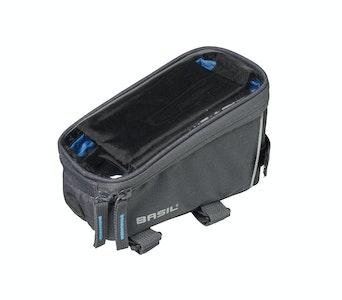 Basil Sport Design Frame Bag 1L Graphite