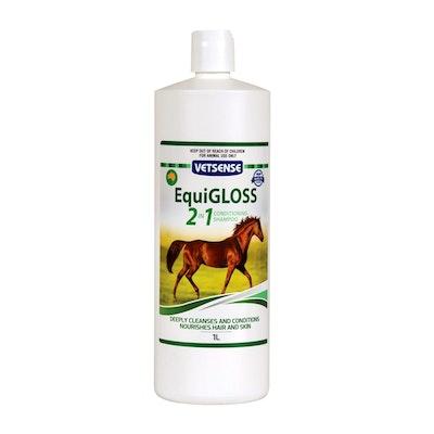 Vetsense EquiGLOSS 2in1 1L