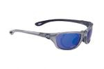 Powerview 2 Sport Glasses Silver-Black/Blue Smoke  - BSG-19.1946