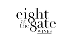 Eight at the gate Logo