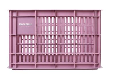 Basil Bicycle Crate Medium 33L Fade Blossom