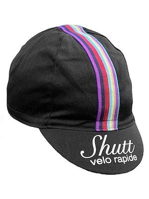 Shutt Velo Rapide Team Cap Signature Stripe