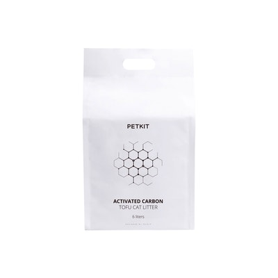PETKIT Active Carbon Tofu Cat Litter - 6L/2.65Kg