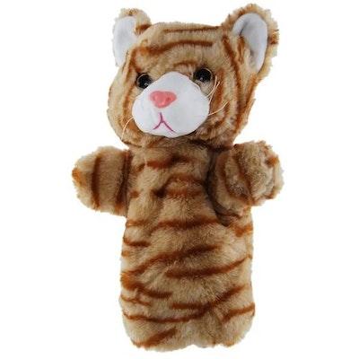 Tebby Bears  Ginger Cat Hand Puppet