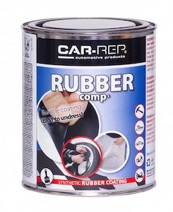 RUBBERcomp Transparent Matt Rubber Coating 1 Litre