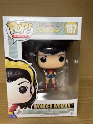 POP! Bombshells Wonder Woman (#167)