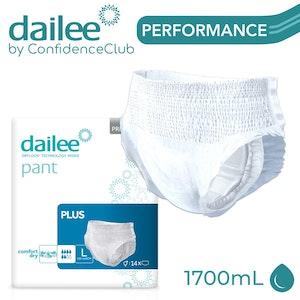Dailee Pants Plus - LARGE (110 - 140cm)