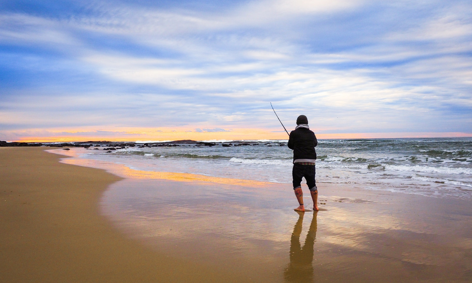Surf Fishing: what not to do