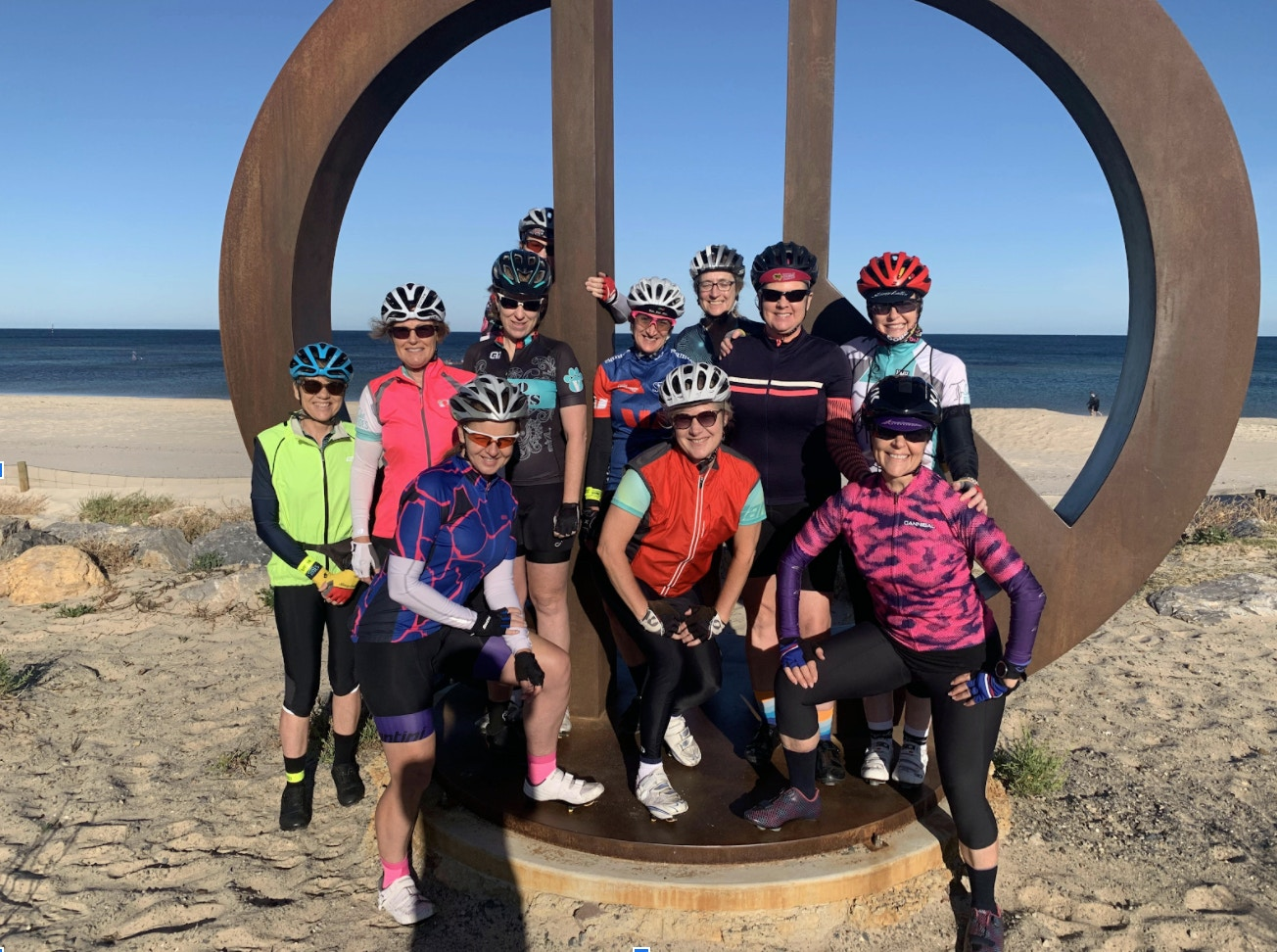 Margaret's mission to get more women riding