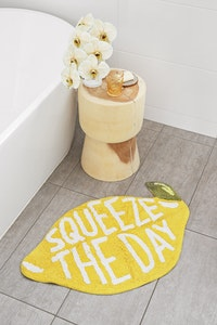 Squeeze The Day | Bath Mat