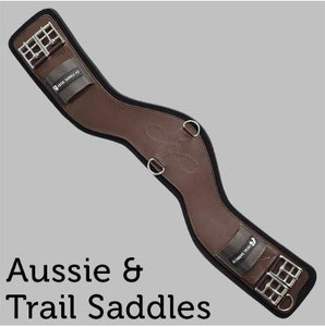 Total Saddle Fit Shoulder Relief Girth – AUSSIE & TRAIL