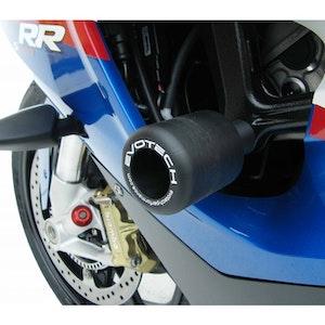 BMW S1000RR 2010 - 2011 Evotech Performance Crash Bobbins