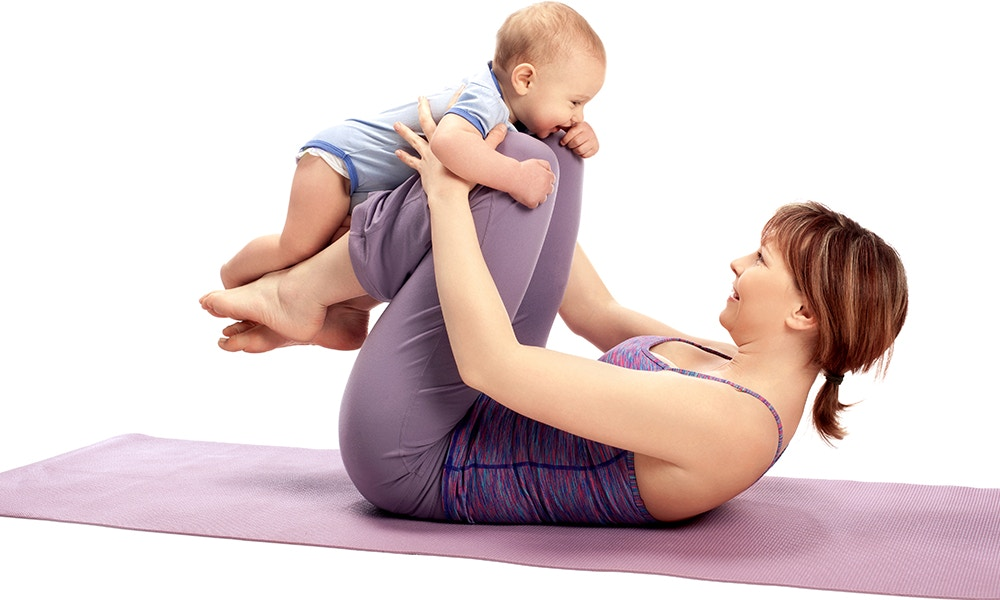 5 Tips on Regaining your Fitness Post Baby