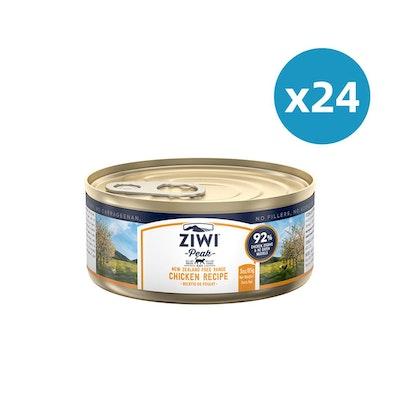 ZiwiPeak ZIWI Peak Cat Chicken Recipe Can 85G X 24
