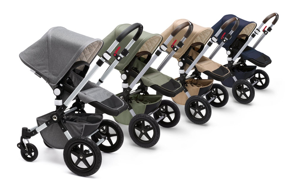 New Bugaboo Cameleon3 Classic+ Collection