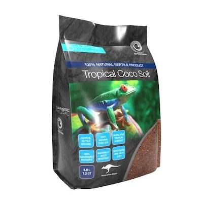 JURASSIC NATURAL Tropical Coco Soil 8l