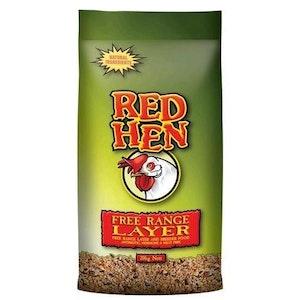 Laucke Red Hen Free Range Layer