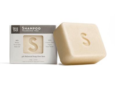 Nuebar Shampoo - fragrance free