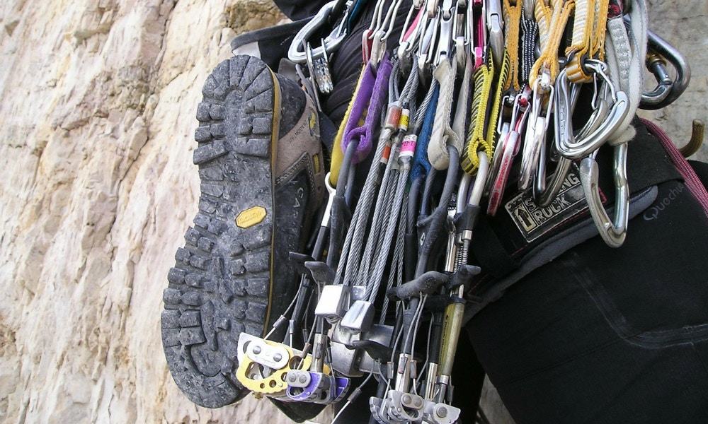 Climbing Tools & Aids Explained