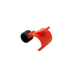 Brake Lock Strap - Red