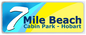 Seven Mile Beach Hobart Cabin & Caravan Park