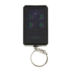 Elsema KEY-304 Original 4 Button Garage Remote