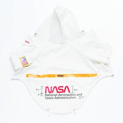 MAJOR Dog Clothing - NASA | HighVis Raincoat | Limited Edition 🌟