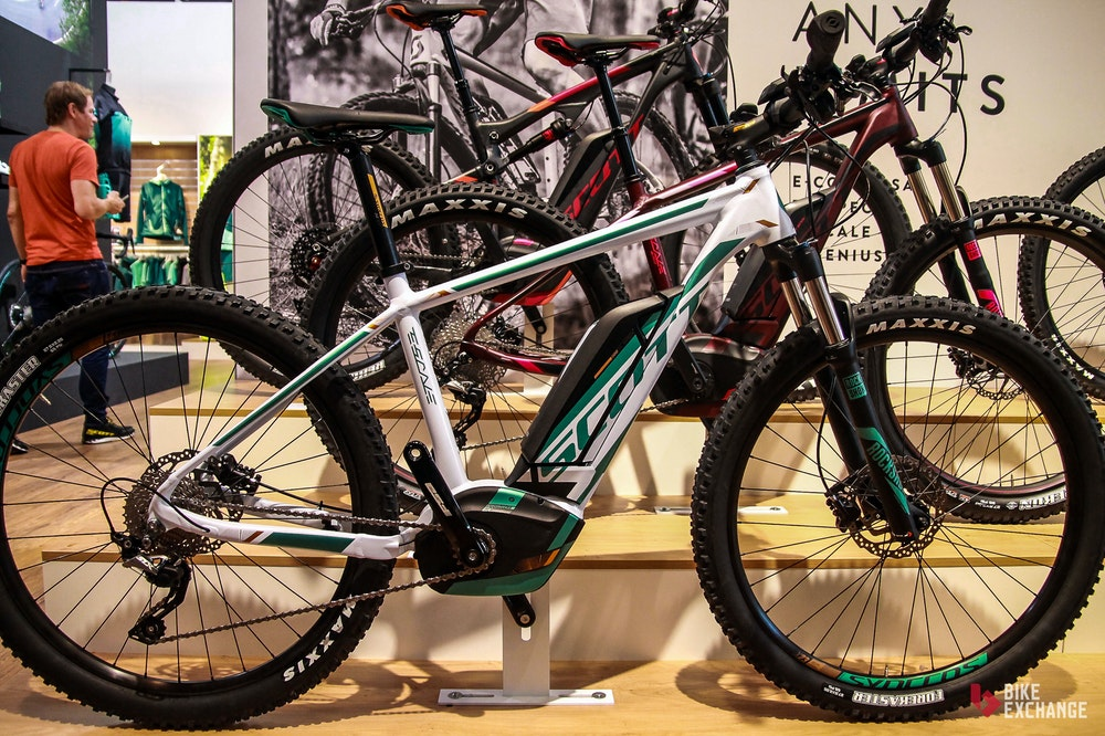 scott contessa e scale 2017 eurobike2016