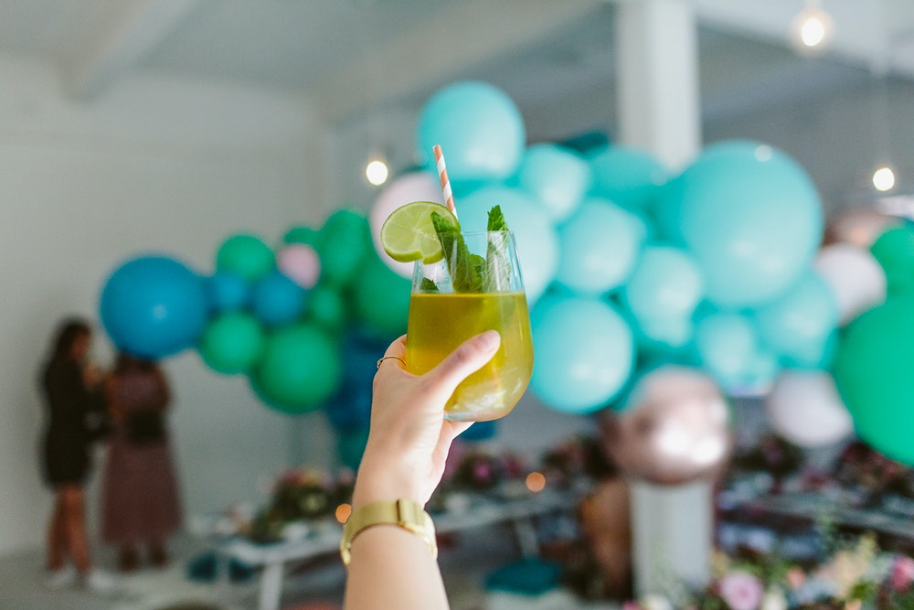 How to host an instagrammable event