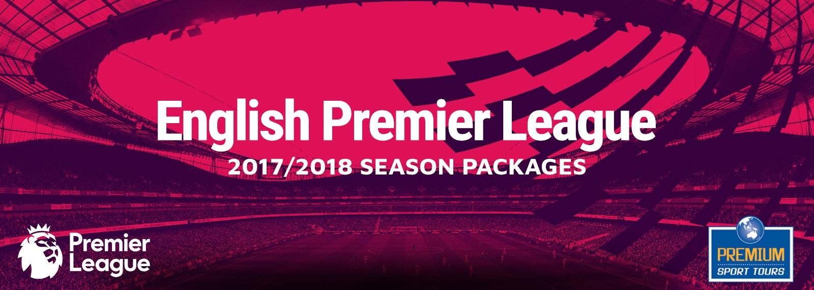 Premium Sport Tours English Premier League Packages