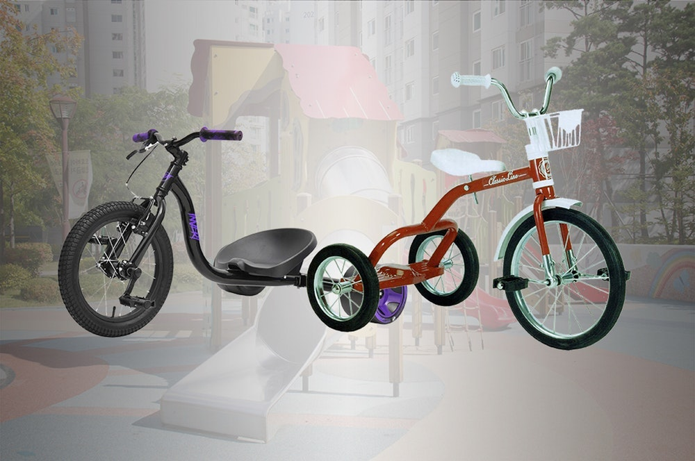 guia-navidena-ninos-ciclistas-triciclo-jpg