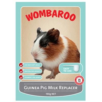 Wombaroo Guinea Pig Milk Replacement Substitute 190g