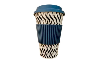 Every Sunday     Bamboo Eco Travel Cup - Wave
