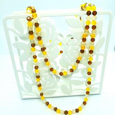 Rayhana's Store Sydney women's 3 tone necklace