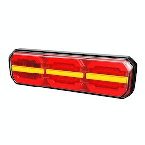 LED Combination Tail Light Sequential Indicator 10 - 30v (Pair)