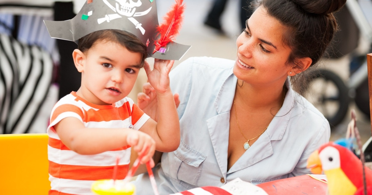 5 Ways Your Child Can Benefit From Playgroup